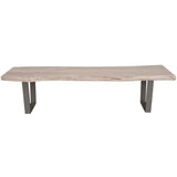 Colony Bench - Grey