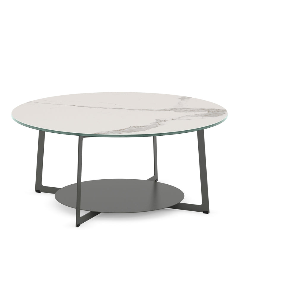 Malloy Round Coffee Table