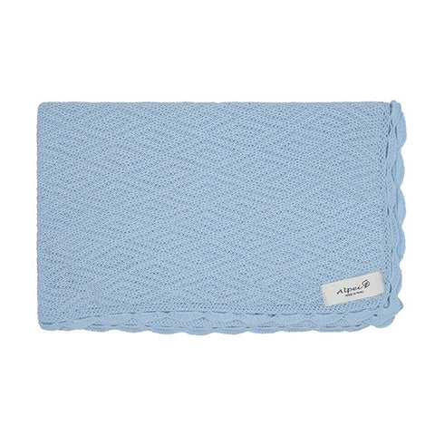 Pima Cotton Georgie Baby Blanket- SOLD OUT