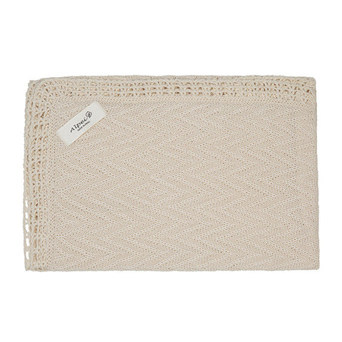 Organic Tanguis Cotton Baby Blanket- SOLD OUT