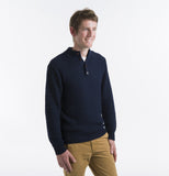 Alpaca Wool | Mens Winter Fashion | Organic Clothing - Front