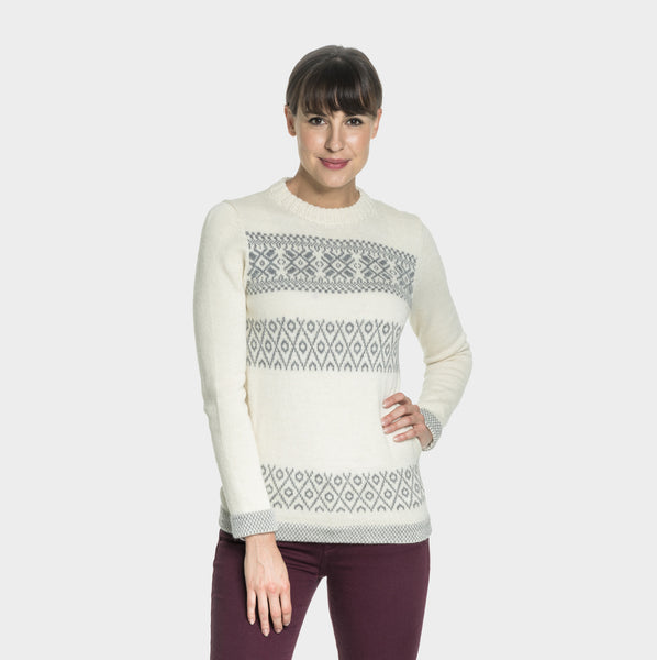 Alpaca Wool | Nordic Jumper | Sweaters for Women | Organic Clothing