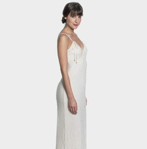 Organic Cotton Athena Maxi Dress