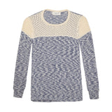 Organic Cotton | Lace Jumper | Womens Jumper | Organic Clothing - jumper