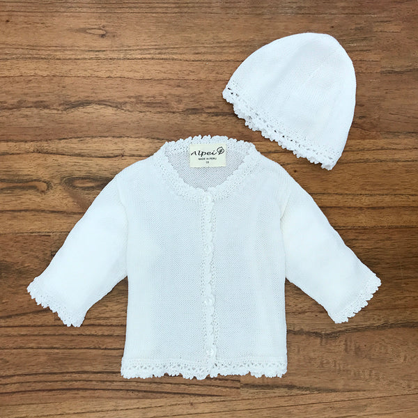 pima cotton newborn baby set