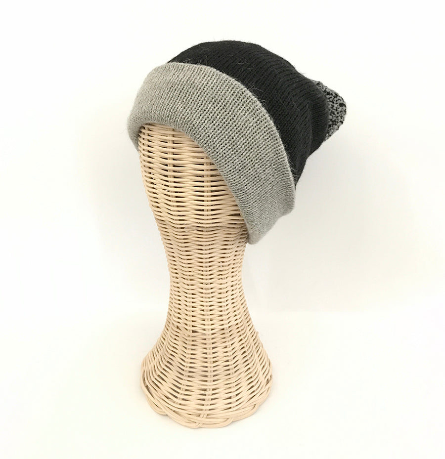 Alpaca Wool Knit Beanie | Beanie for Women | Organic Clothing
