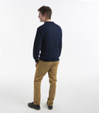 Alpaca Wool | Mens Winter Fashion | Organic Clothing - Back