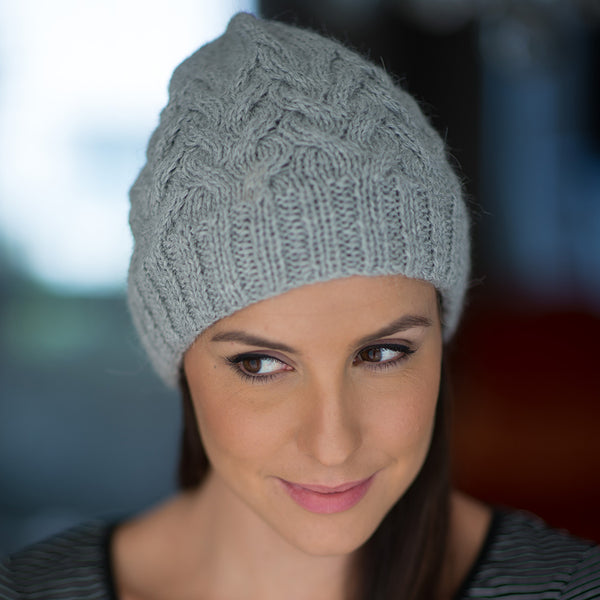 Alpaca Beanie | Alpaca Wool | Beanie for Women