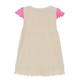 Organic Cotton Dress | Organic Baby Clothes | Gift Ideas - back