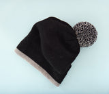 Alpaca Wool Knit Beanie | Beanie for Women | Organic Clothing - detail