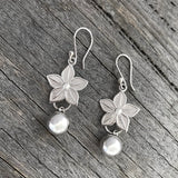 Sterling Silver | Dangle Earrings | Handmade Jewellery - Earrings