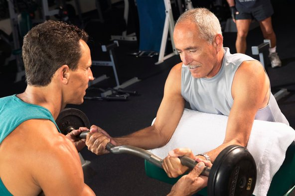 Can We Regain Muscle Mass Lost at Age 50 or 60?