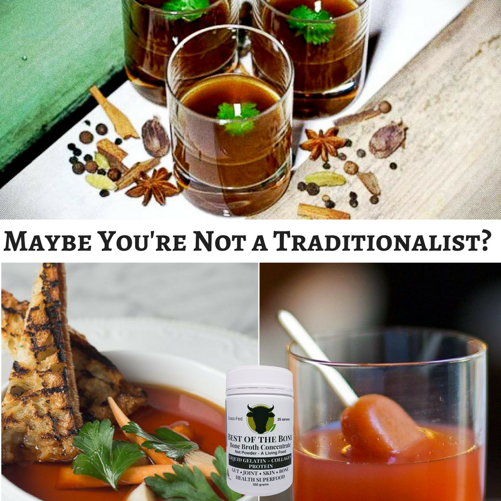 Bone Broth - The Traditional meets the Adventurous