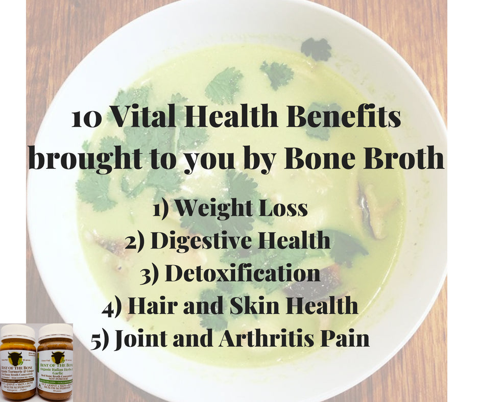 TOP Health Benefits of Bone Broth and Why