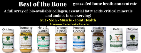 Best of the Bone Broth Gelatin- Gut, Bone, Joint, Muscle and Skin Superfoods