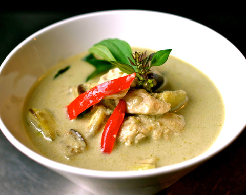 Best of the Bone Thai Green Paleo Curry