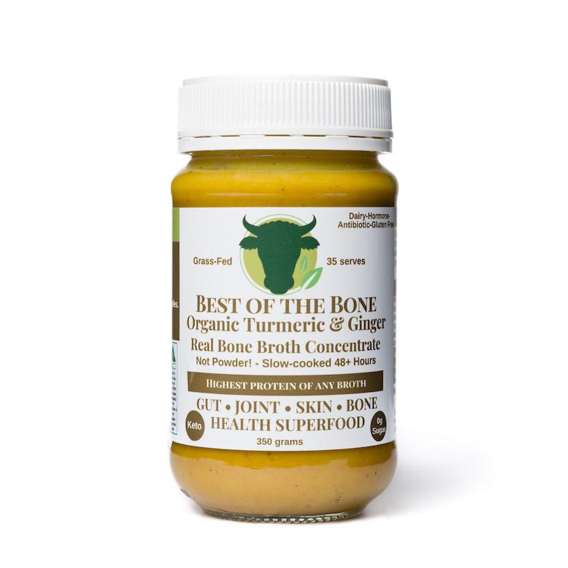 BEST OF THE BONE ORGANIC TURMERIC-GINGER-BLACK PEPPER