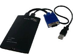 Startech Crash Cart Adapter - USB - Video Capture