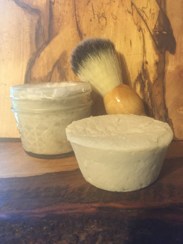 Shaving Soap - My New Best Friend