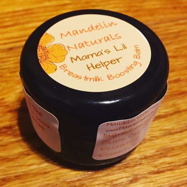Mama's Lil Helper Breastmilk Boosting Balm