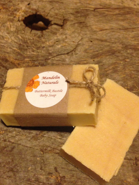 Buttermilk Bastile Baby Soap