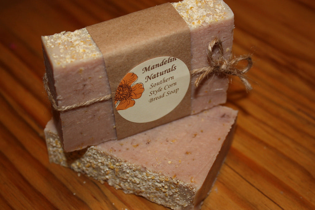 Southern Style Corn Bread Soap