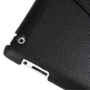 Leather Flip Magnetic Wallet and Stand Case For Apple iPad Mini 4