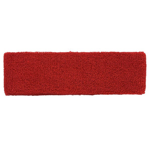 Headband Sweatband Running Sweat Band for Sport Tennis Badminton Yoga Running