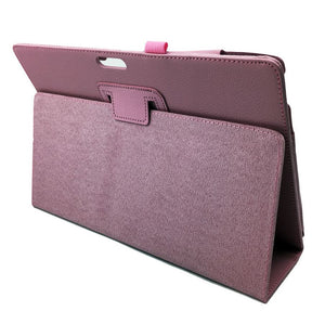 Leather Flip Case Magnetic Stand Cover Pouch for Microsoft Surface Pro 3 & Pro 4