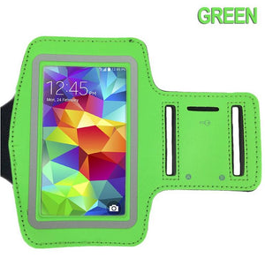 Exercise Gym Running Armband for Samsung Galaxy S5 S4 S3 S2 HTC Case Protector