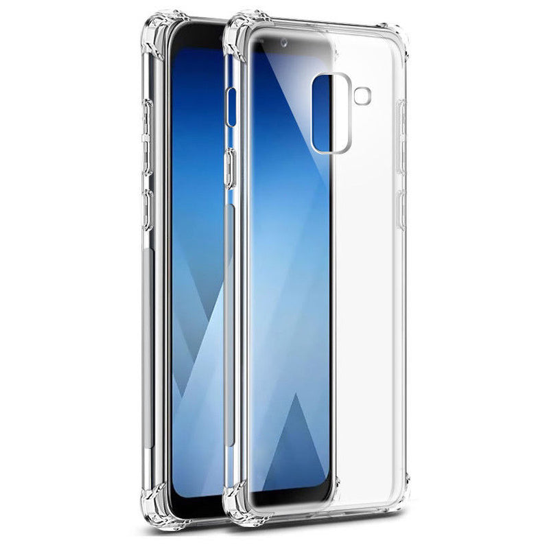 Shockproof Tough Gel Clear Case Cover for Samsung Galaxy S8 Plus