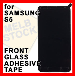 Front Glass Double Sided Adhesive Tape Film Glue for Samsung Galaxy S5 SV G900