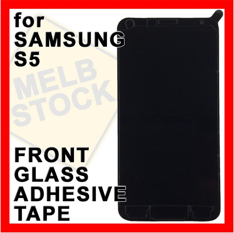 Front Glass Double Sided Adhesive Tape Glue for Samsung Galaxy Note II 2 N7100