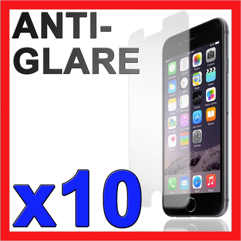 10x Anti Glare Matte Screen Protector Film Guard for Apple iPhone 6 6S 6 Plus