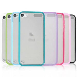 Gel Tough Silicone TPU Cover Case for Apple iPod Touch 5 5th 6 6th Generation