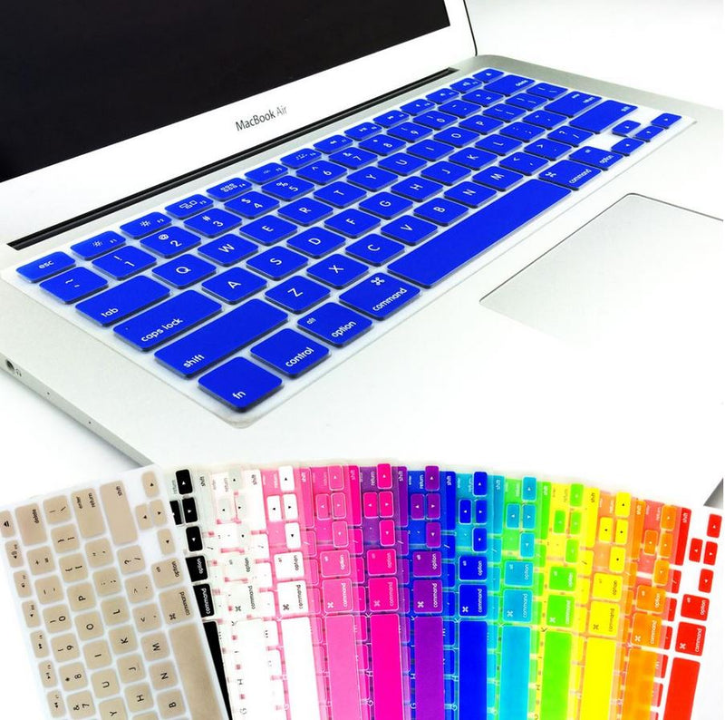 Silicone Keyboard Cover for Apple MacBook 13