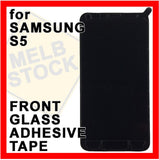 Front Glass Adhesive Tape Double Sided Glue Sticker for Samsung Galaxy SV S5