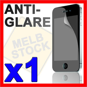 1 x Matte Anti Glare LCD Screen Protector Film Skin Cover for Apple iPhone 4 4S
