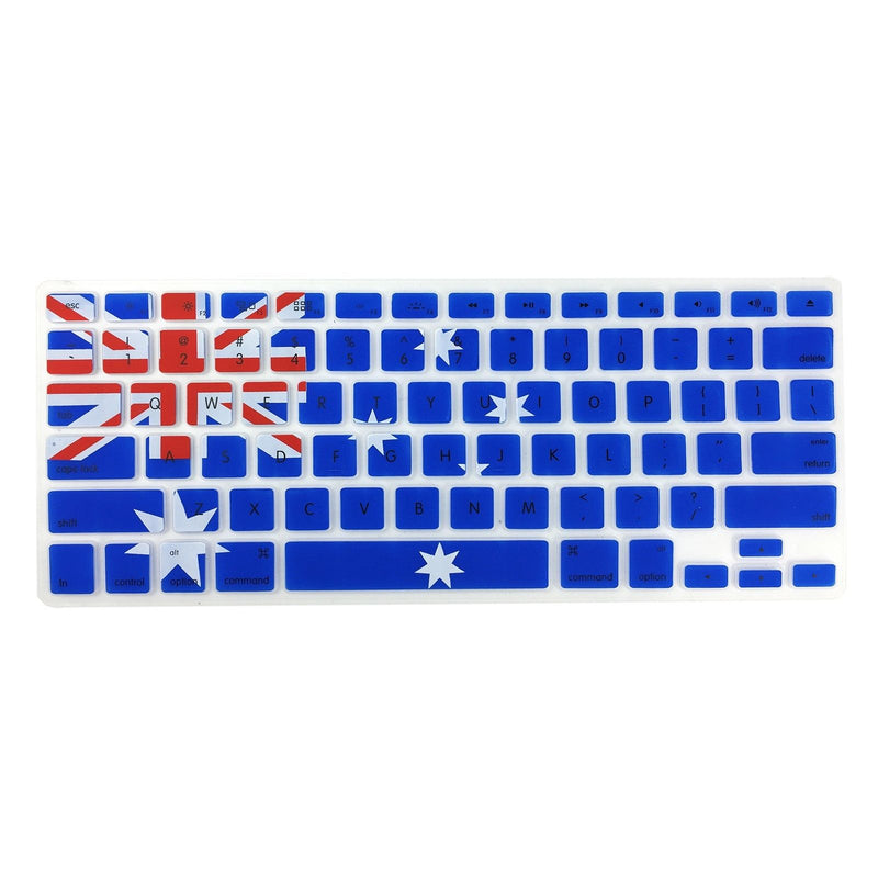 Australian Flag Keyboard Cover for Apple MacBook 13