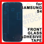 Front Glass Adhesive Tape Double Sided Glue Sticker for Samsung Galaxy S IV S4