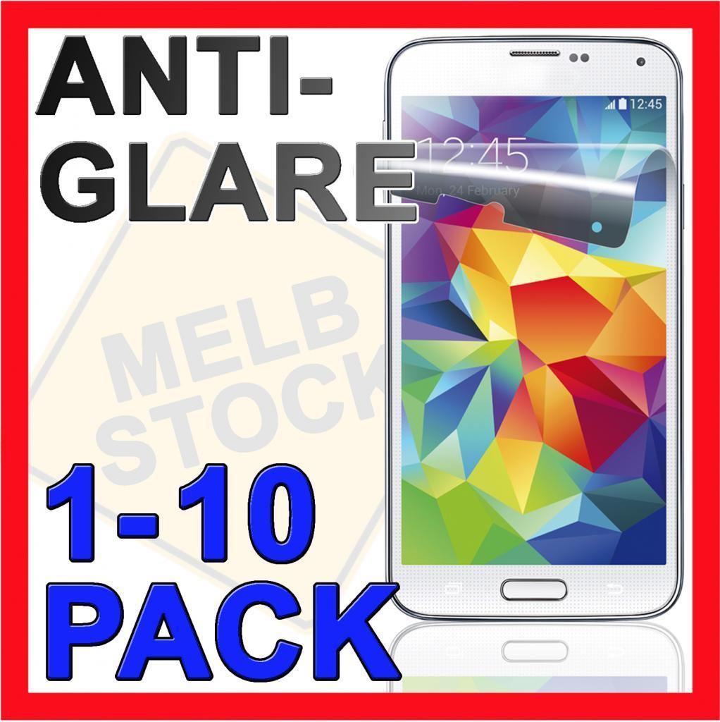 Anti Glare Matte Screen Protector Film Guard Cover for Samsung Galaxy S3 S4 S5