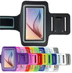 GREEN Sports Gym Armband Arm Band Running Case for Samsung Galaxy S5 S4 S3 S2
