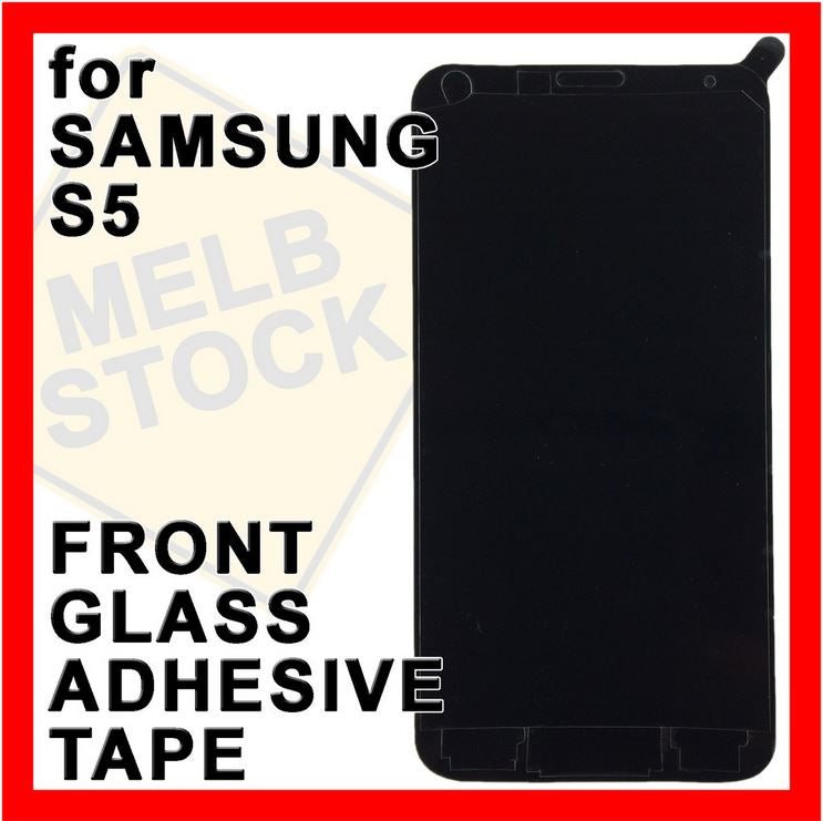 Front Glass Adhesive Tape Double Sided Glue Sticker for Samsung Galaxy Note 2 II