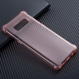 Shockproof Tough Gel Clear Case Cover for Samsung Galaxy S9 Plus