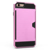 Shockproof Heavy Duty Tough Gel Card Case for Apple iPhone 5 and 5S