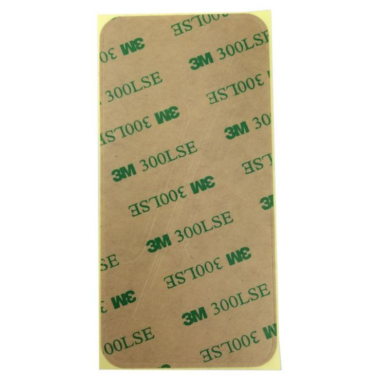 Front Glass Adhesive Tape Double Sided Glue Sticker Cover for Apple iPhone 4S 4