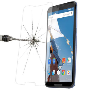 2 x GENUINE Tempered Glass Screen Protector for Huawei LG Google Nexus 5 5X 6 6P