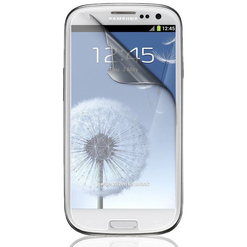 Anti Glare Matte Screen Protector Film Guard Case for Samsung Galaxy S3 S4 S5 S