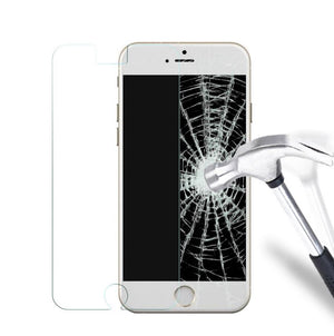 GENUINE Tempered Glass Screen Protector Film for Apple iPhone 6 6s 6 Plus
