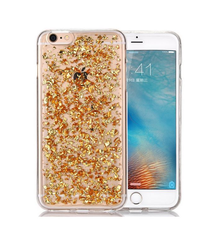 Glitter Bling Pattern Gel TPU Case Cover for Apple iPhone 5 SE 6 6S 7 Plus 8 X